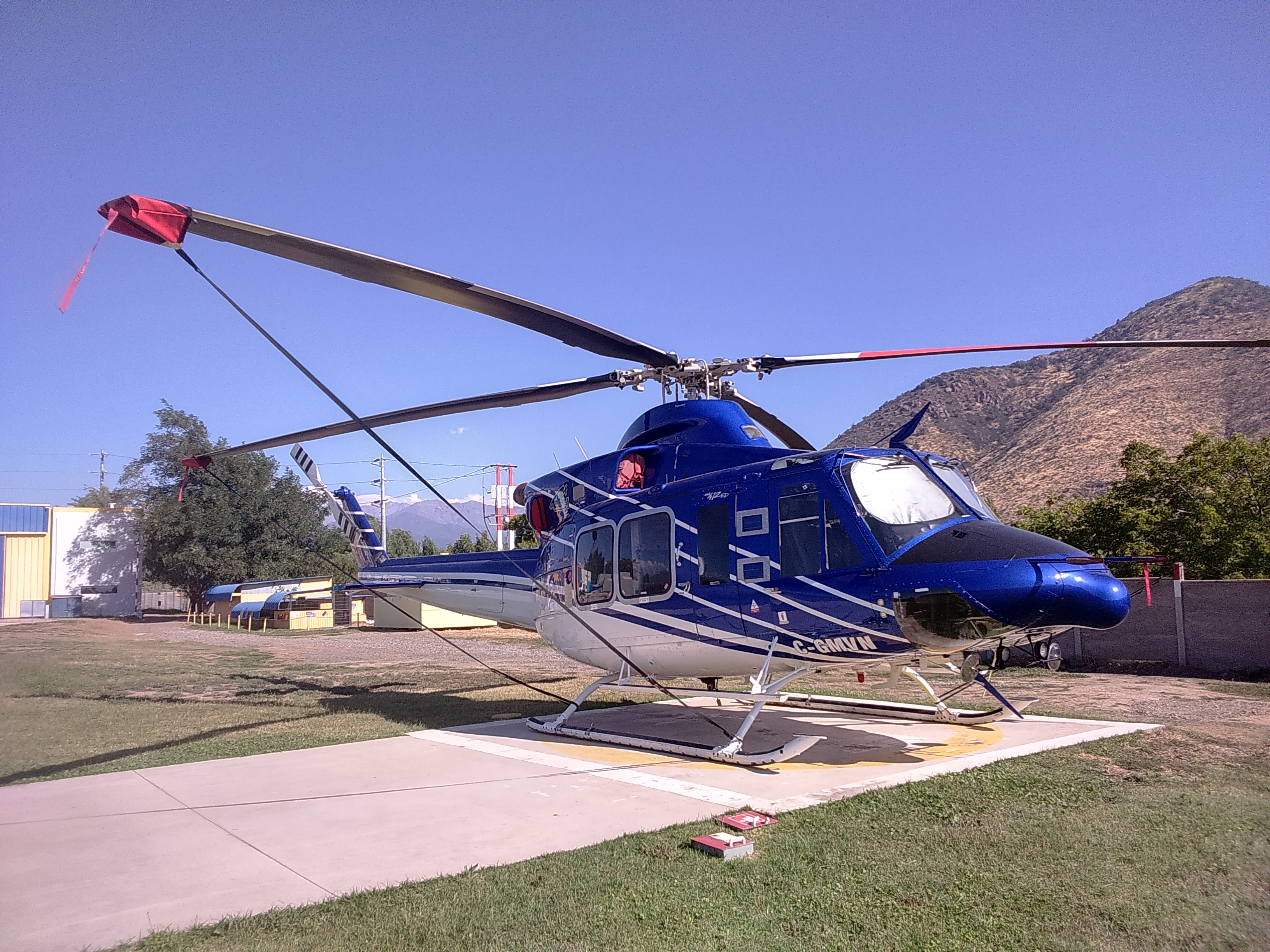 Bell 412-EP